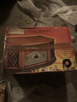 Emerson heritage music system for Sale in Selma, CA