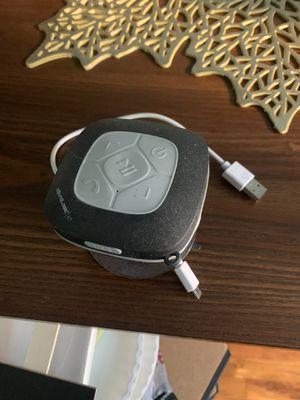 Wireless waterproof shower speaker for Sale in Queens, NY