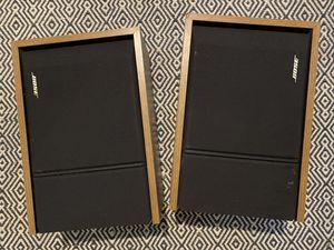 BOSE 201 Series III Direct Reflecting Bookshelf Speakers Speaker Set Wood Frame EXCELLENT Vintage 1991 for Sale in St. Louis, MO