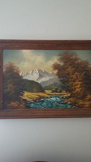 Beautiful Oil Painting for Sale in Leesburg, VA
