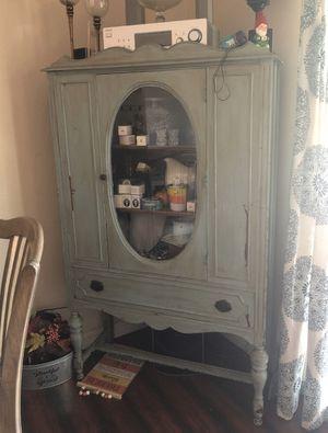 antique cabinet for Sale in Santa Ana, CA