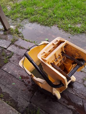 Mop bucket for Sale in Houston, TX