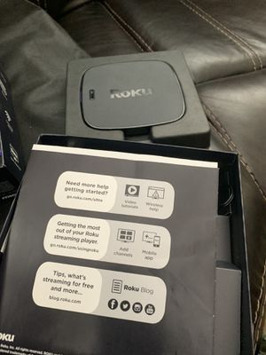 2 Roku 2018 ultra HD 4K HDR for Sale in Ashburn, VA