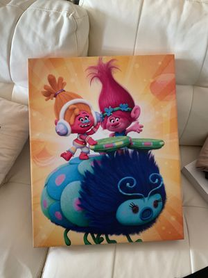 Kids trolls frame 5$ for Sale in Casselberry, FL