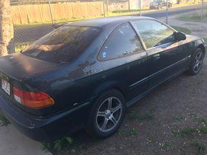 96 Honda Civic ex for Sale in Salt Lake City, UT