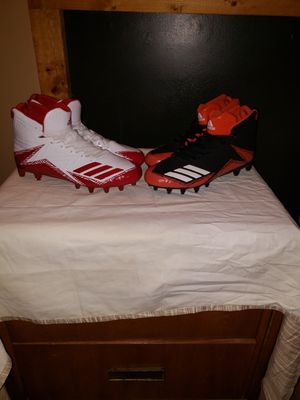 Adidas cleats for Sale in Harrisonburg, VA