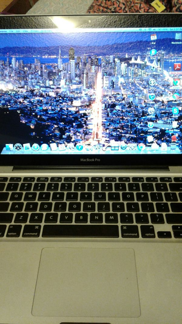 MacBook Pro5, 15inch screen