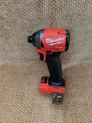 Milwaukee M18 Fuel IMPACT DRILL DRIVER for Sale in Union City, GA