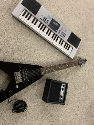 First act instrument bundle (everything you see is everything you get) for Sale in Detroit, MI