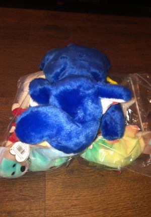Peanut the elephant original beani baby **mint condition ** for Sale in Los Angeles, CA