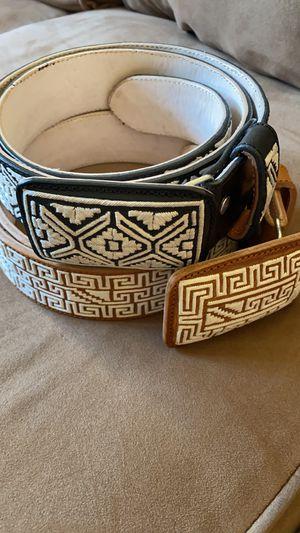 Cinturones piteados for Sale in Montebello, CA