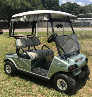 Nice and Clean 2011 Club Car DS 48v Golf Cart with Brand New Batteries for Sale in Lakeland, FL