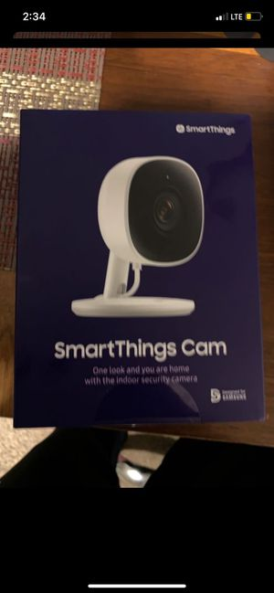 Smart things security camera for Sale in Portland, OR