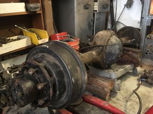 1940-1972 Eaton ho52 Rear End 3/4 Ton for Sale in Los Angeles, CA