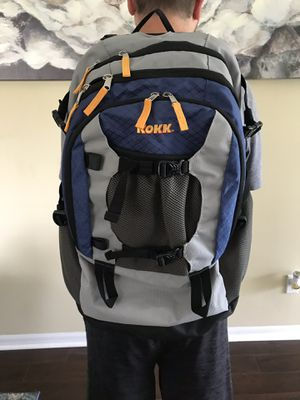 Rokk Camping/Hiking Backpack for Sale in Tampa, FL