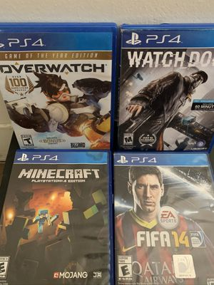 PS4 Games for Sale in New Haven, IN