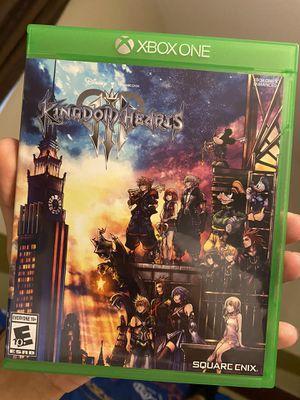 Kingdom Hearts 3 for Sale in Tolleson, AZ