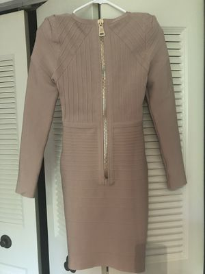 Never worn blush bandage dress for Sale in Wheaton, MD