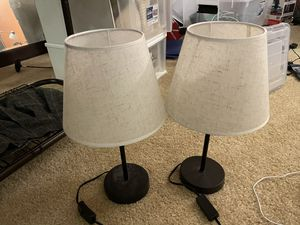 Table Lamp with great condition for Sale in Tacoma, WA