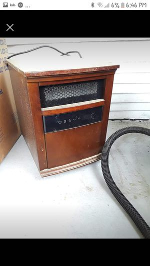 Small heater for Sale in Pine Bluff, AR