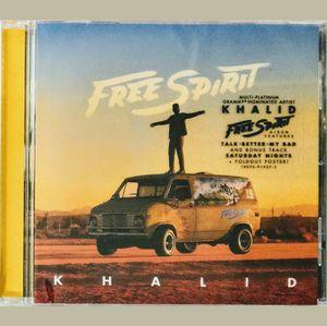 Still-Sealed 2019 KHALID - Free Spirit CD for Sale in Ojai, CA