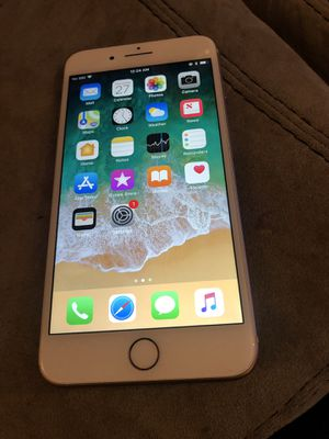 Good iPhone 8 Plus 64g unlocked t mobile for Sale in Lincolnia, VA