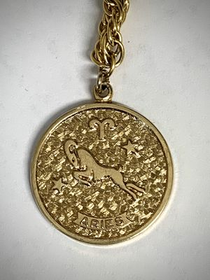 Aries zodiac necklace for Sale in Phoenix, AZ