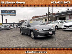 2012 Honda Civic Sdn for Sale in Newark, NJ