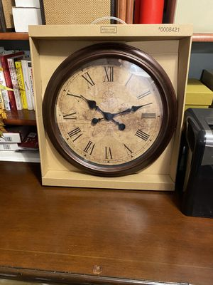 Wall Clock for Sale in Bellingham, MA
