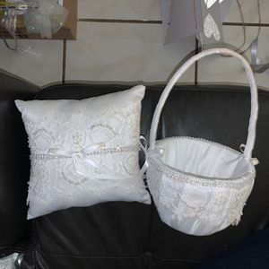 Ring Pillow / Flower Basket for Sale in Kissimmee, FL