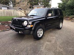 2013 Jeep Patriot for Sale in Tacoma, WA