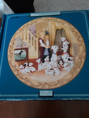 Disney 101 Dalmatian decorative wall plate for Sale in Wake Forest, NC