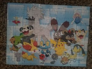 Pokemon 100pc puzzle. for Sale in Federal Way, WA