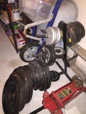 Weight Plates for Sale in Hampton, GA