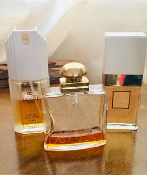 Gucci No 3 Perfume Eau de Toilette Spray Numbers Three Rare AUTHENTIC for Sale in Henderson, NV