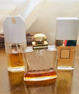Gucci No 3 Perfume Eau de Toilette Spray Numbers Three Rare AUTHENTIC 31 for Sale in Henderson, NV