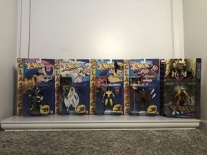 X-Men Classic Action Figure Set for Sale in Corona, CA