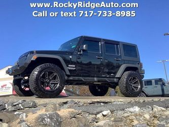 2017 Jeep Wrangler Unlimited for Sale in Ephrata,  PA