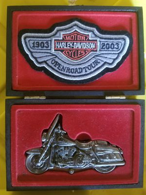 100th anniversary Harley Davidson pocket knife for Sale in San Diego, CA