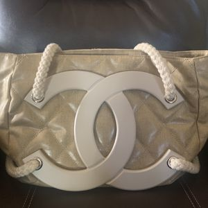 Limited Chanel Bag, Yacht Tote Bag, XL wool for Sale in District Heights, MD