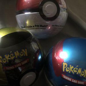 Pokémon Ball Tin for Sale in Washington, DC