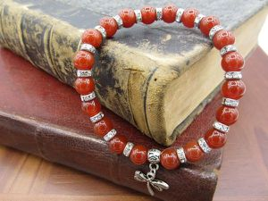 Natural Carnelian Stones with Dragonfly for Sale in Skokie, IL