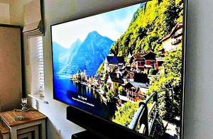 LG 60UF770V Smart TV for Sale in Chester, SD