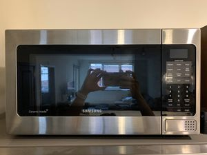 Samsung Grill Microwave for Sale in Seattle, WA