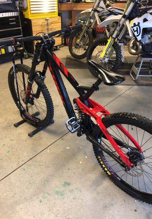 Trek session 8 downhill bike No low offers for Sale in Oak Glen, CA
