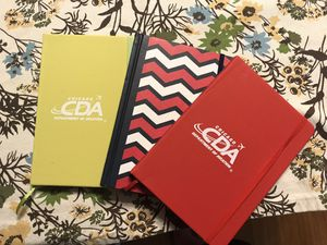 CHICAGO Department of Aviation Notebooks (2) $5 + extra notebook (check out my other offers:) for Sale in Chicago, IL