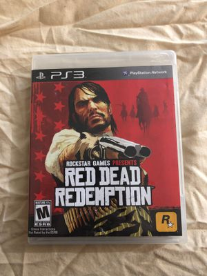 RDR, PS3 for Sale in Hayward, CA