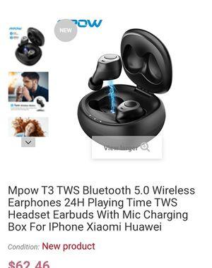 Mpow earbuds for Sale in Pico Rivera, CA