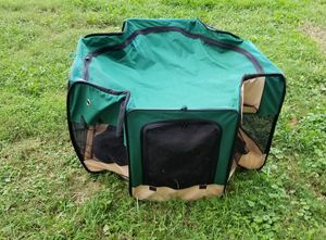 Large foldable pet cratec for Sale in Murfreesboro, TN