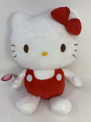 "Sanrio Hello Kitty Stuffed Plush Doll Toy : 15"" Kitty in Red 2014 for Sale in El Monte, CA"
